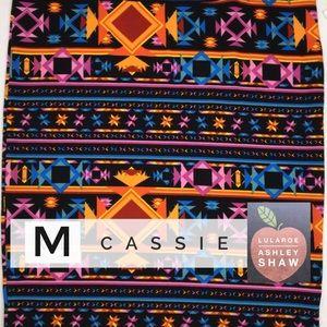 LuLaRoe Aztec Print Cassie Pencil Skirt - NWT